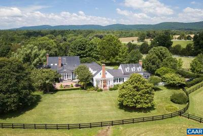 Albemarle County Single Family Home For Sale: 1091 St John Rd