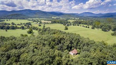 Albemarle County Single Family Home For Sale: 5138 Free Union Rd