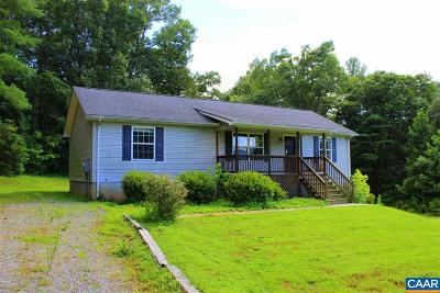 Greene County Single Family Home For Sale: 322 Chapel Rd