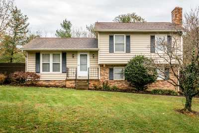 Harrisonburg Single Family Home For Sale: 1442 East Ct