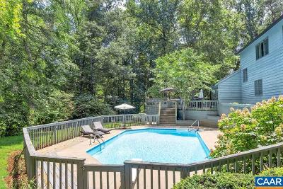 Charlottesville VA Single Family Home For Sale: $659,000
