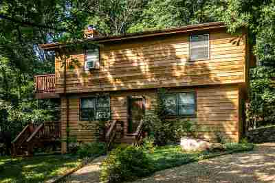 Rockingham County Single Family Home For Sale: 197 Link Rd