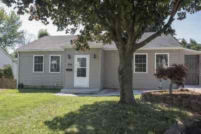 Harrisonburg Single Family Home For Sale: 1036 Toppin Blvd