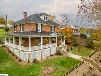 Staunton VA Single Family Home For Sale: $400,000