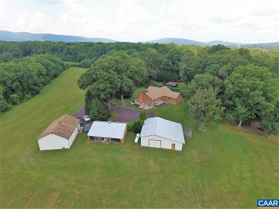 Louisa County Single Family Home For Sale: 4116 Kloeckner Rd