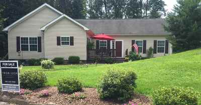 Barboursville VA Single Family Home Sold: $289,000