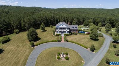 Nelson County Single Family Home For Sale: 9721 Norwood Rd