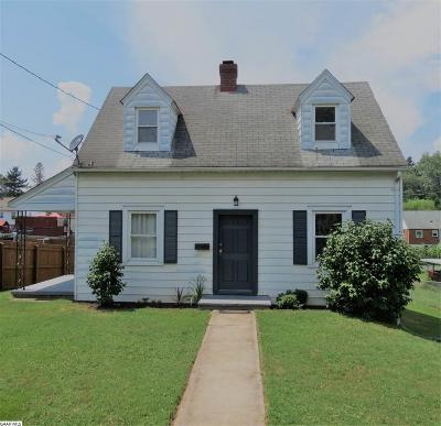 Waynesboro Single Family Home For Sale: 663 Florence Ave
