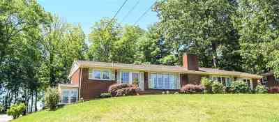 Staunton Single Family Home For Sale: 4 Woodlawn Dr