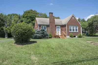 Harrisonburg Single Family Home For Sale: 2867 North Valley Pike