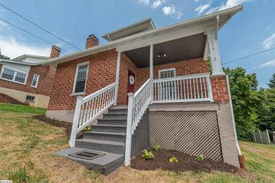 Staunton Single Family Home For Sale: 809 Parkview Ave