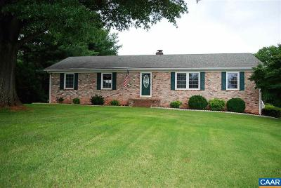 Orange County Single Family Home For Sale: 122 Boxley Ln