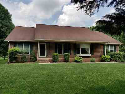 Rockingham County Single Family Home For Sale: 325 North River Rd