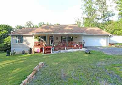 Shenandoah County Single Family Home For Sale: 571 Brush Leaf Ln