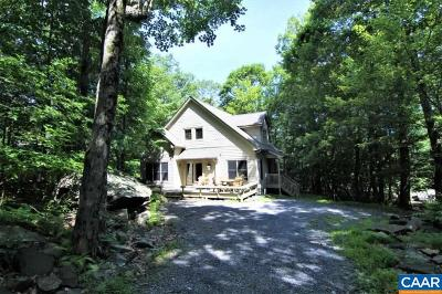 Nelson County Single Family Home For Sale: 1300 Blue Ridge Dr
