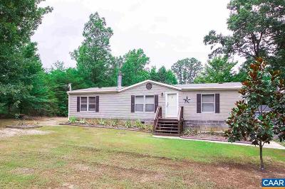 Louisa County Single Family Home For Sale: 109 Eleanor Dr