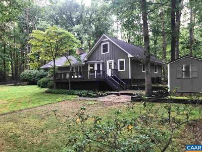 Madison VA Single Family Home For Sale: $375,000