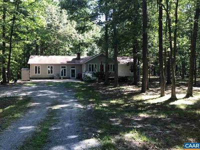Louisa VA Single Family Home For Sale: $255,000