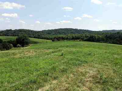 Augusta County Lots & Land For Sale: 34 Ac. Naked Creek Hollow Rd
