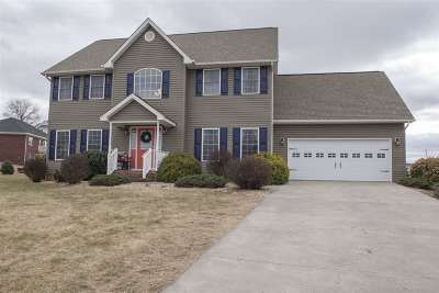 Single Family Home Sold: 2929 Greenway Ct