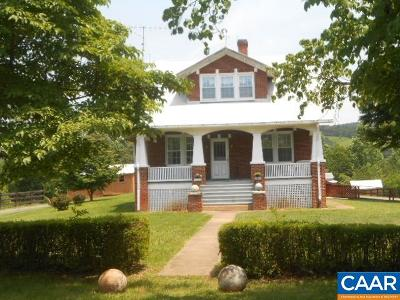 Nelson County Single Family Home For Sale: 6 Pleasant Hill Circle