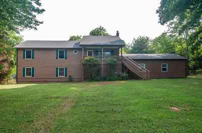 Single Family Home For Sale: 402 Greenwood Farms Rd