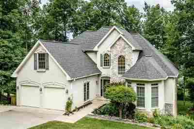 Harrisonburg Single Family Home For Sale: 159 Blue Stone Hills Dr