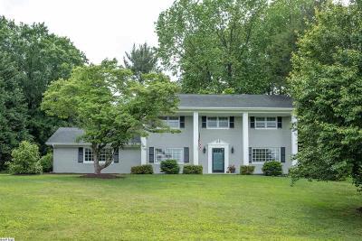Waynesboro Single Family Home For Sale: 1001 Fairway Dr