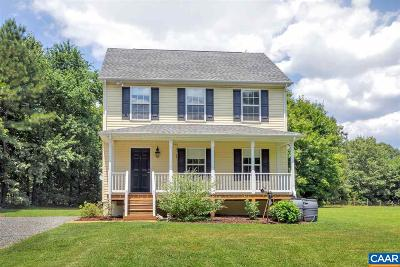 Albemarle County Single Family Home For Sale: 1590 James River Rd