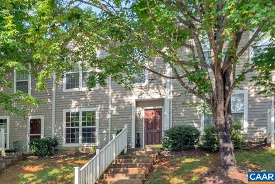 Charlottesville Single Family Home For Sale: 108 Hartford Ct