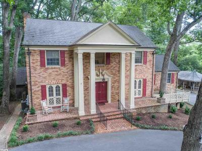 Staunton Single Family Home For Sale: 421 Windemere Dr