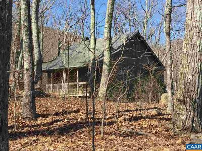 Nelson County Single Family Home For Sale: 27 E Elkwood Dr
