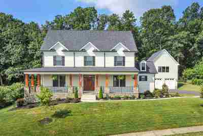Albemarle County Single Family Home For Sale: 6511 Woodbourne Ln