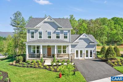 Albemarle County Single Family Home For Sale: 1 Pfister Ave