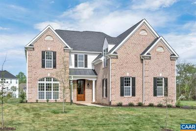 Albemarle County Single Family Home For Sale: 80 Lampasas Dr