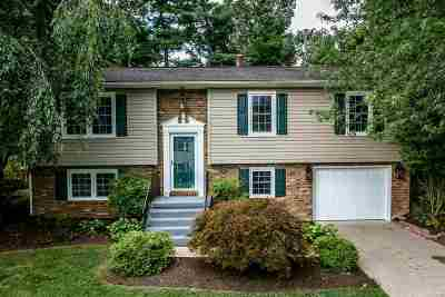 Harrisonburg Single Family Home For Sale: 172 Southampton Dr