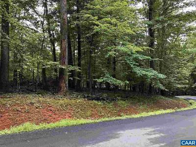 Nelson County Lots & Land For Sale: 280 Foothills Dr