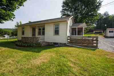 Mount Crawford Single Family Home Sold: 2597 Fairview Rd
