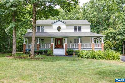 Louisa County Single Family Home For Sale: 201 Erins Way