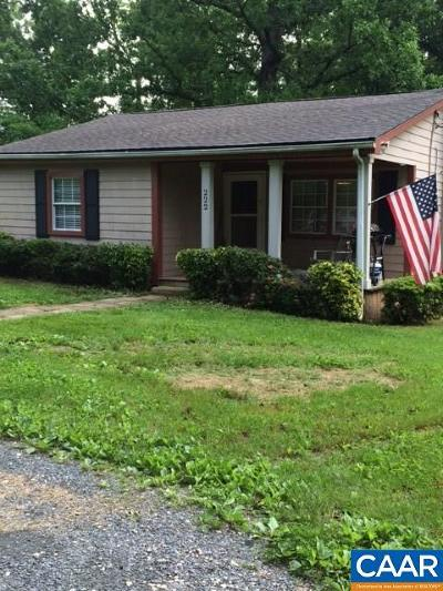 Fluvanna County Single Family Home For Sale: 222 Greenwood Cir