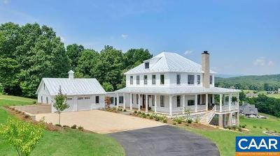Albemarle County Single Family Home For Sale: 510 Handley Way