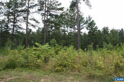 Louisa County Lots & Land For Sale: Shelton Ln