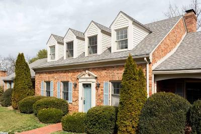 Staunton Townhome For Sale: 112 Waverley Green #112