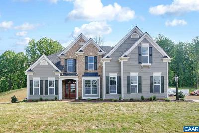 Albemarle County Single Family Home For Sale: 85 Lampasas Dr