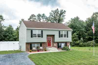 Augusta County Single Family Home For Sale: 27 Evergreen Ct