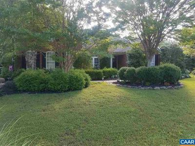Louisa County Single Family Home For Sale: 42 Branch Ln