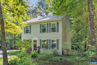 Fluvanna County Single Family Home For Sale: 898 Jefferson Dr