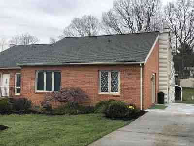 Rockingham County Townhome For Sale: 1023 Rosedale Dr