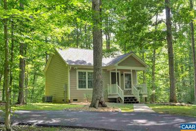 Albemarle County Single Family Home For Sale: 4092 Brocks Ln