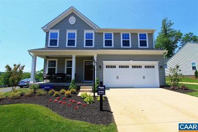 Charlottesville Single Family Home For Sale: 4459 Sunset Dr